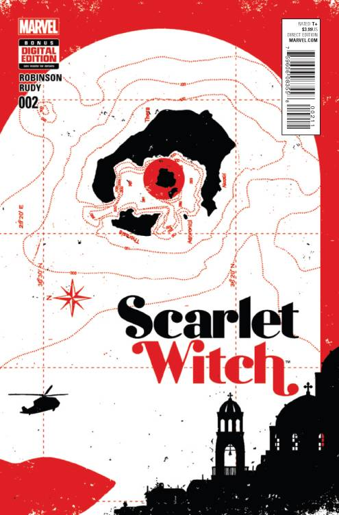 Scarlet Witch #2