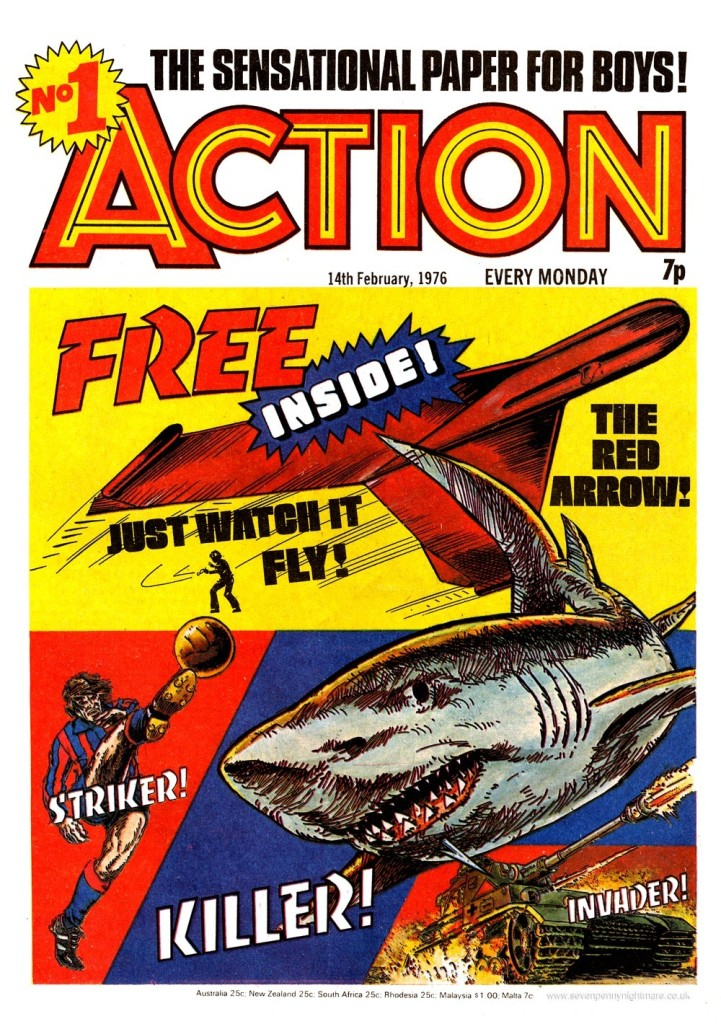 Action Issue One