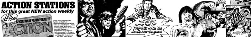 Action 1976 - Action Debuts