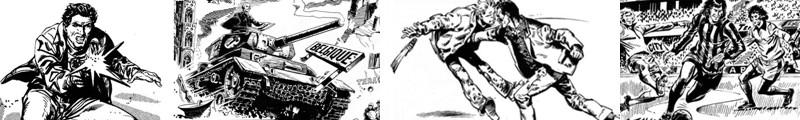 Action 1976 - Dredger