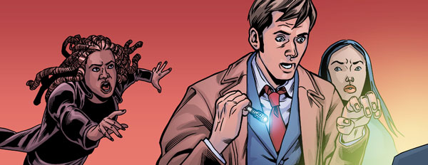 Doctor Who: Tales from the TARDIS #3 - The Spiral Staircase