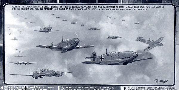 GHD ILN 2 Nov 1940 Bombers