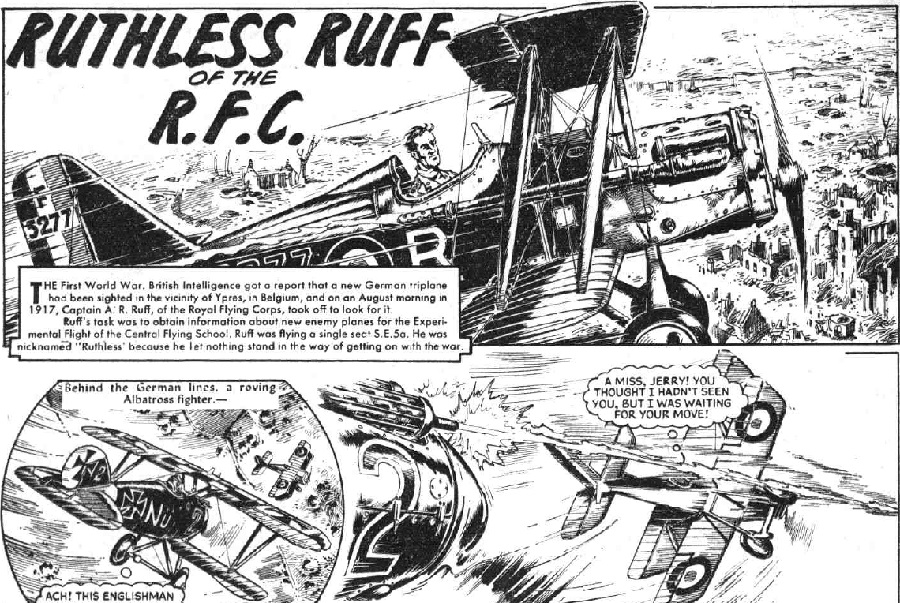 """Hotspur Issue 156: """"Ruthless Ruff of the RFC"""""""