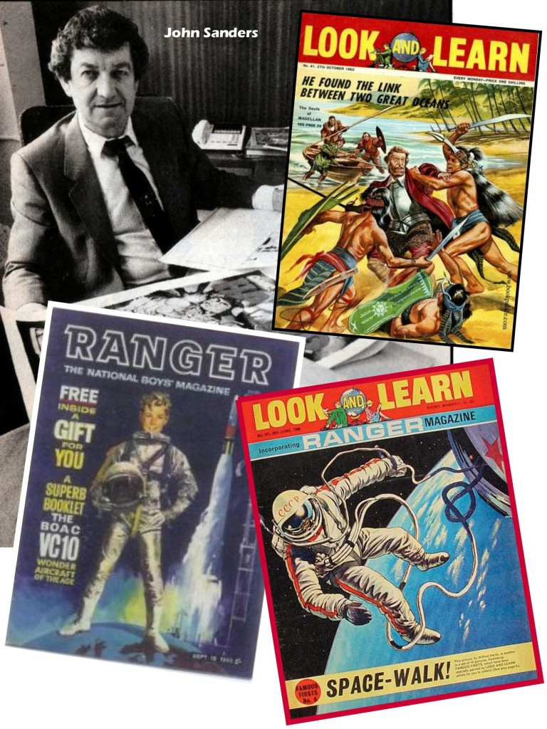 John Sanders, Look and Learn, and Ranger