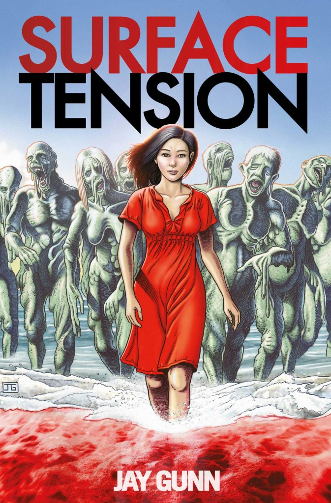 Surface Tension Collection Cover