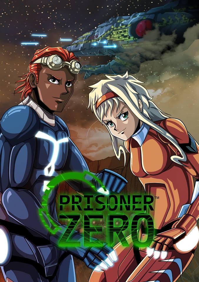 Prisoner Zero Promotional Image
