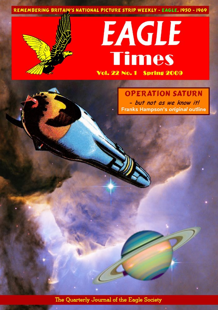 Eagle Times Volume 22 Number One 1 - Cover