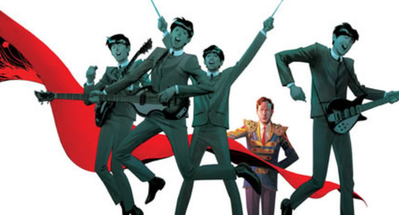 The Fifth Beatle - Cover SNIP