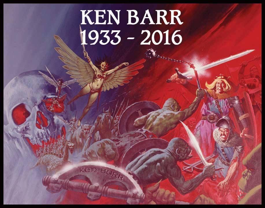 Ken Barr RIP