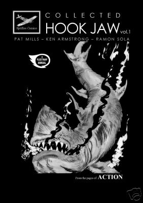Collected Hook Jaw Volume One