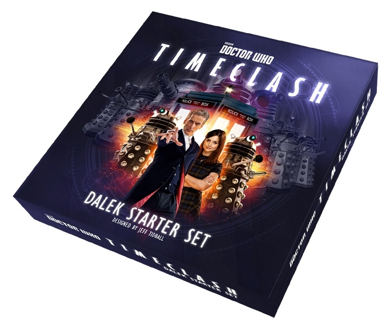 Cubicle 7: Doctor Who: Timeclash
