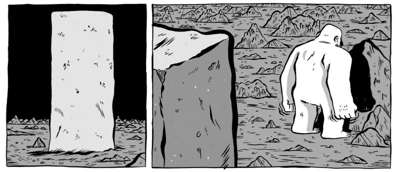 Dirty Rotten Comics Issue 7 - Golem