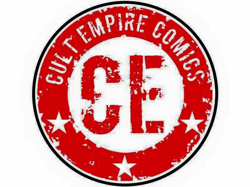 Cult Empire Comics Logo