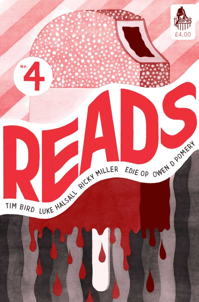 Read #4 - Cover