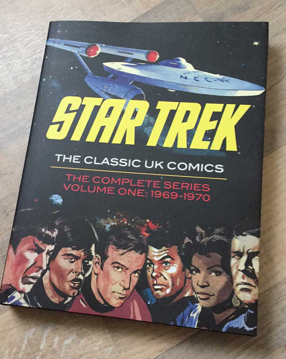 Star Trek - The Classic UK Comics