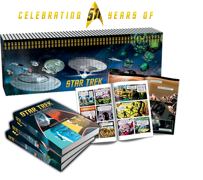 Star Trek Graphic Novel Collection - Eaglemoss