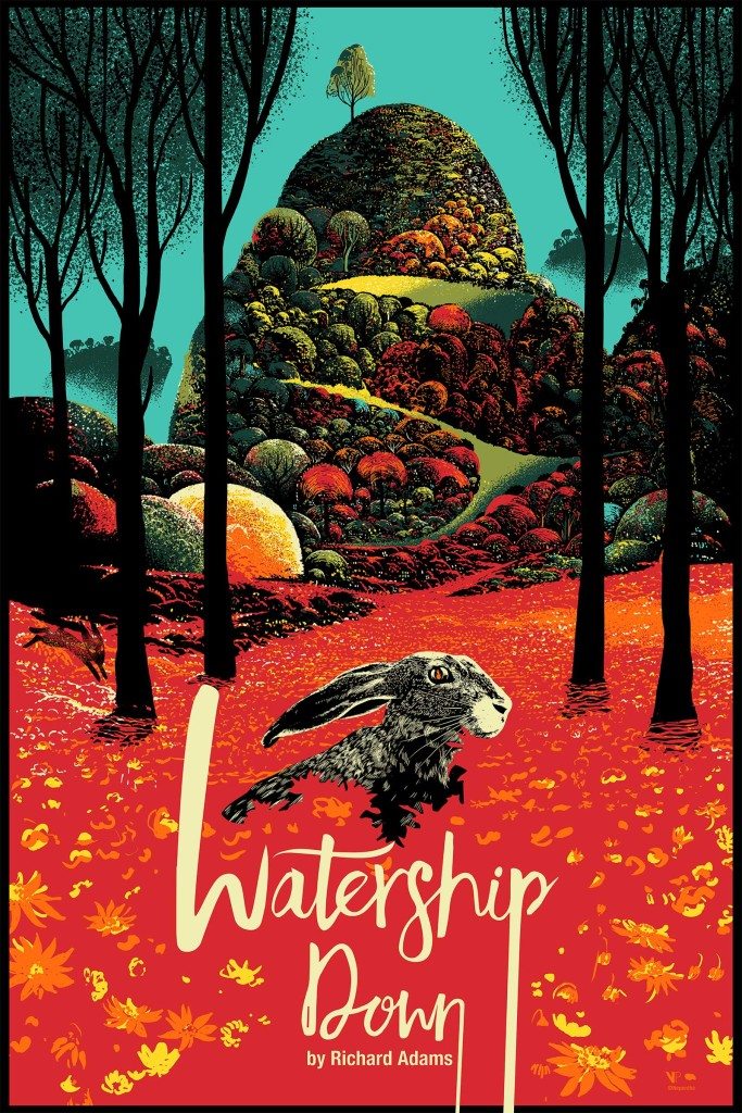Watership Down Poster - Radi71
