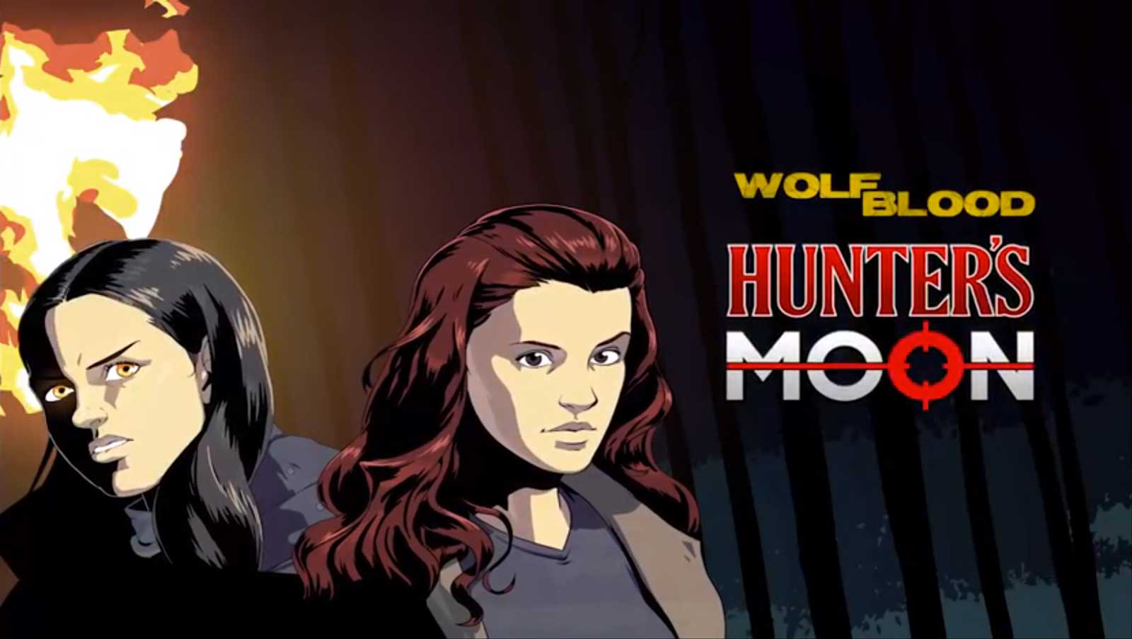 Wolfblood - Hunter's Moon