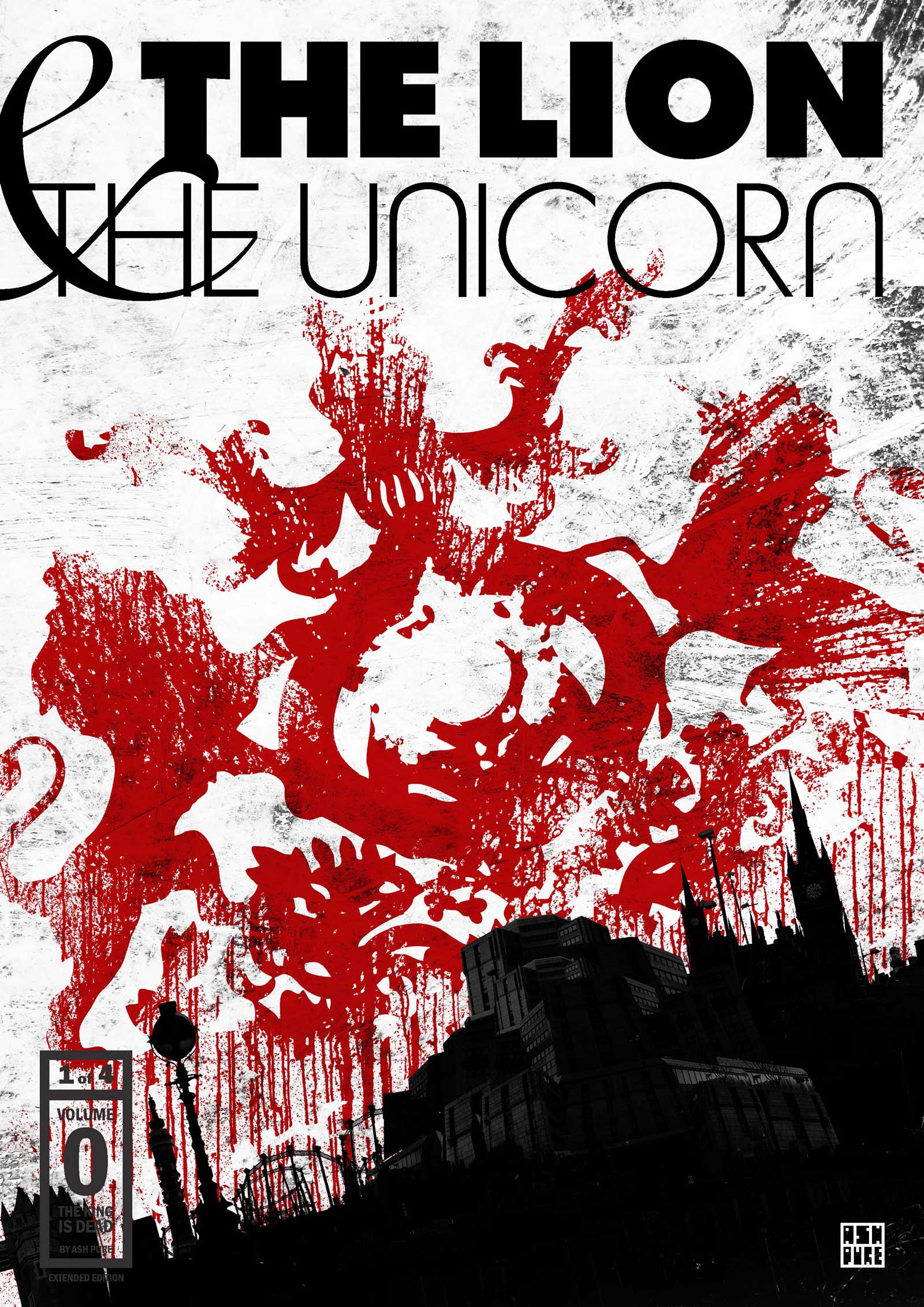 The Lion & The Unicorn - Extend Edition #1 - Cover