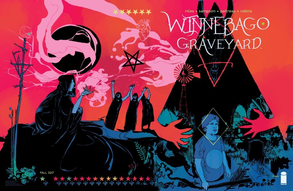 WINNEBAGO GRAVEYARD  by Steve Niles & Alison Sampson