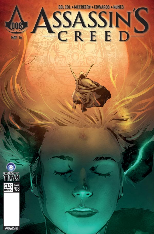 Assassin's Creed # 8 - Cover A