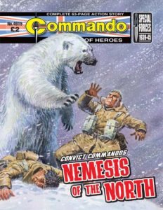 Commando No 4915 – Nemesis Of The North
