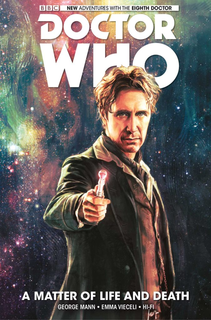 Doctor Who: The Eighth Doctor Volume One