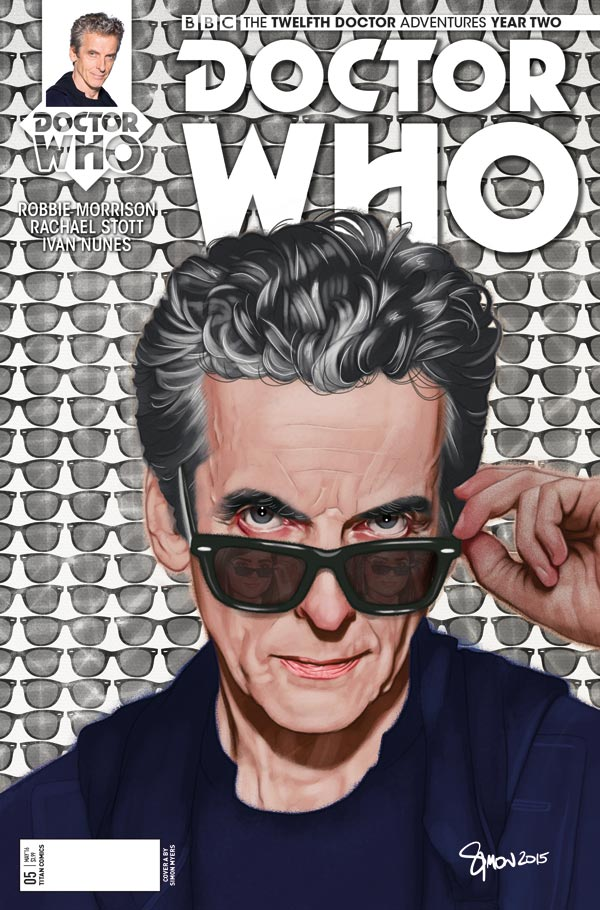 Doctor Who: The Twelfth Doctor Year Two #5 - Cover A