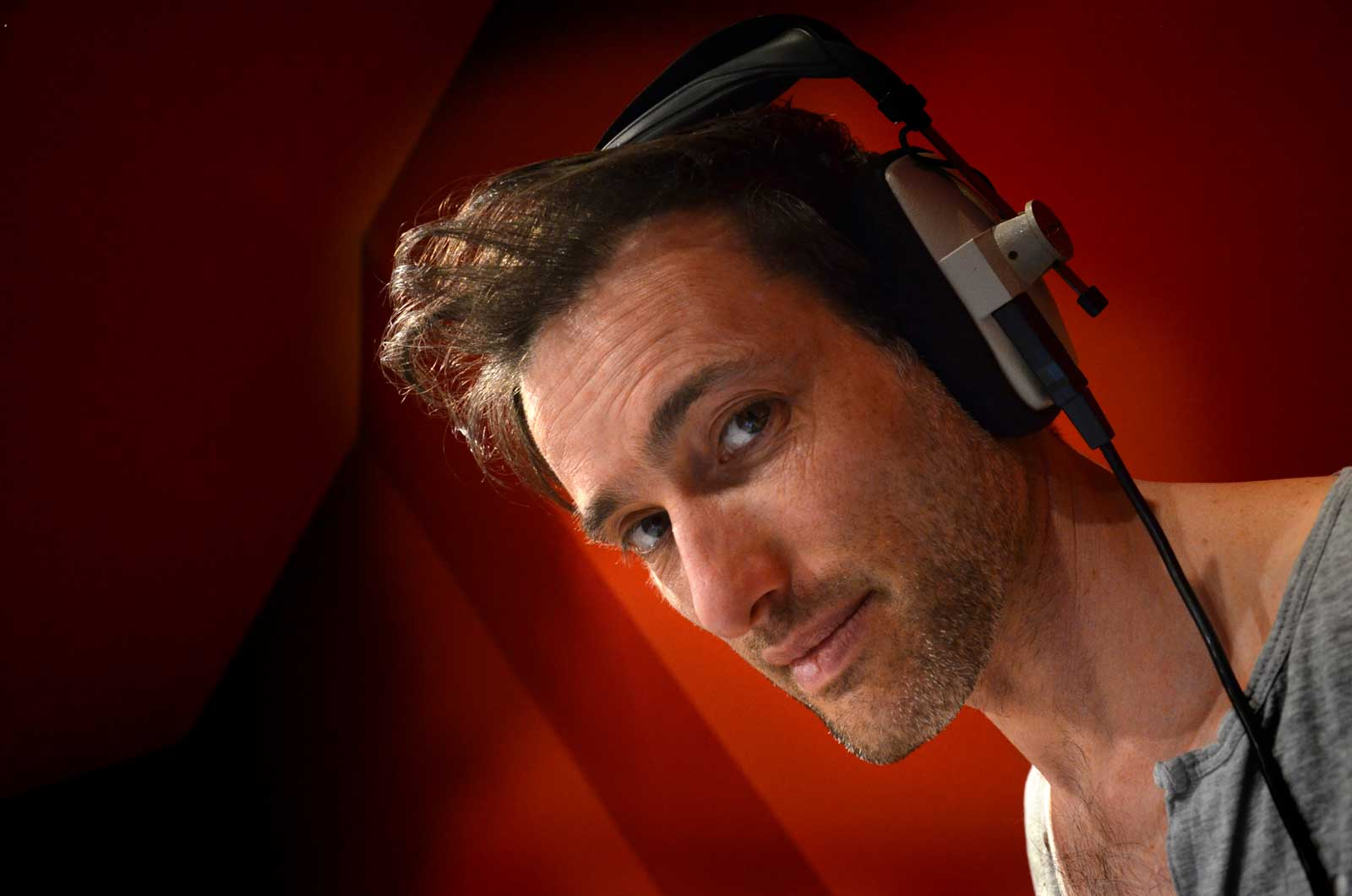 Ed Stoppard has been cast as Dan Dare in the new audio adventures from B7 Media