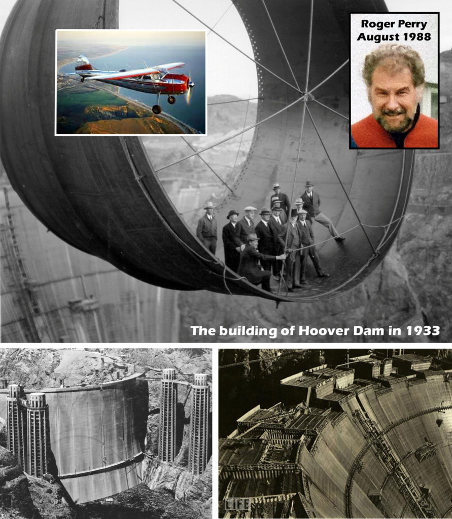 Eagle Daze 10: The Building of the Hoover Dam