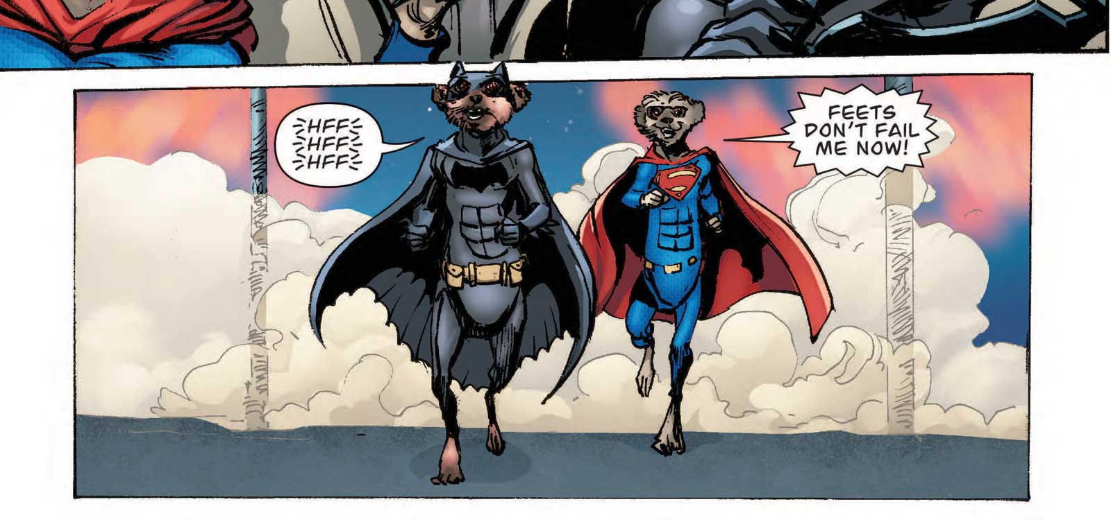 Meerkat Movies Comic - A Heroic Journey #1 - SNIP