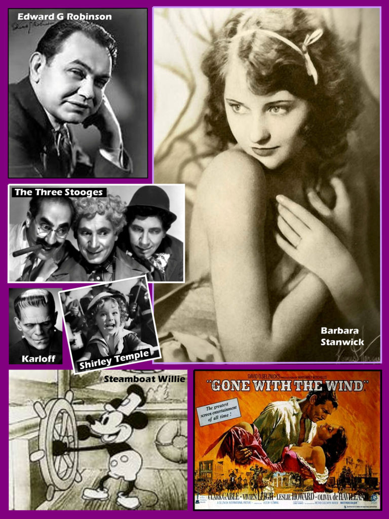 Movies of the 1930s
