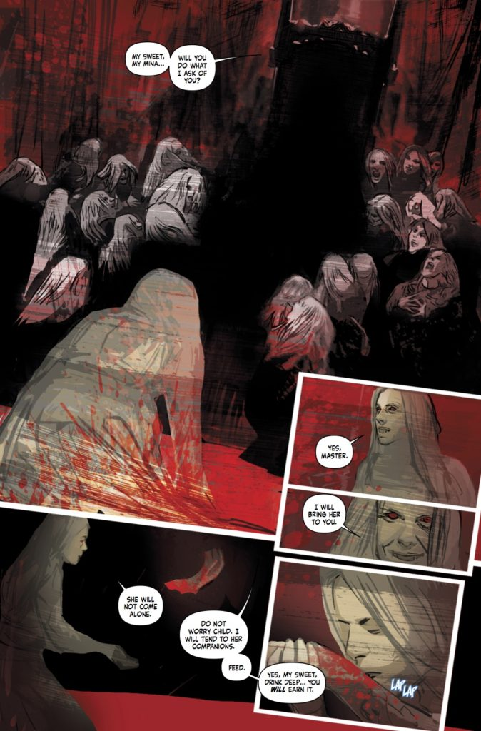 Penny Dreadful #1 Preview Page 3