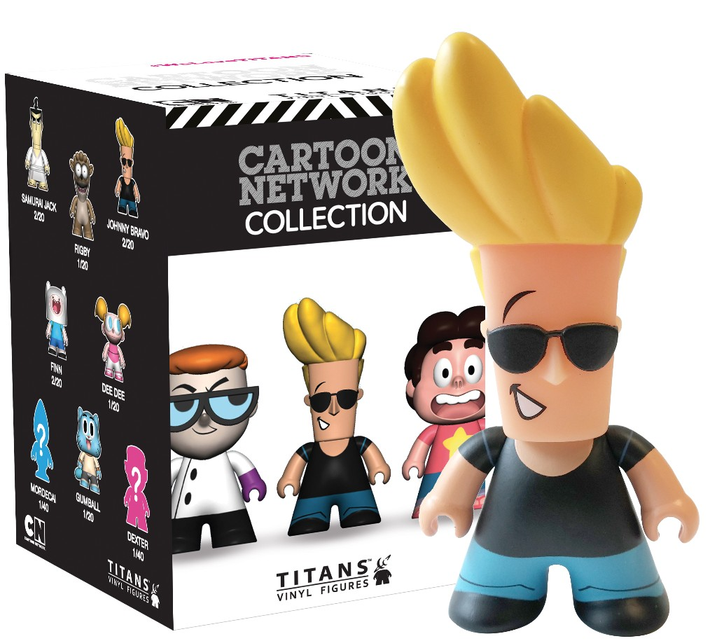 Cartoon Network TITANS: The Cartoon Network Collection - Johnny Bravo