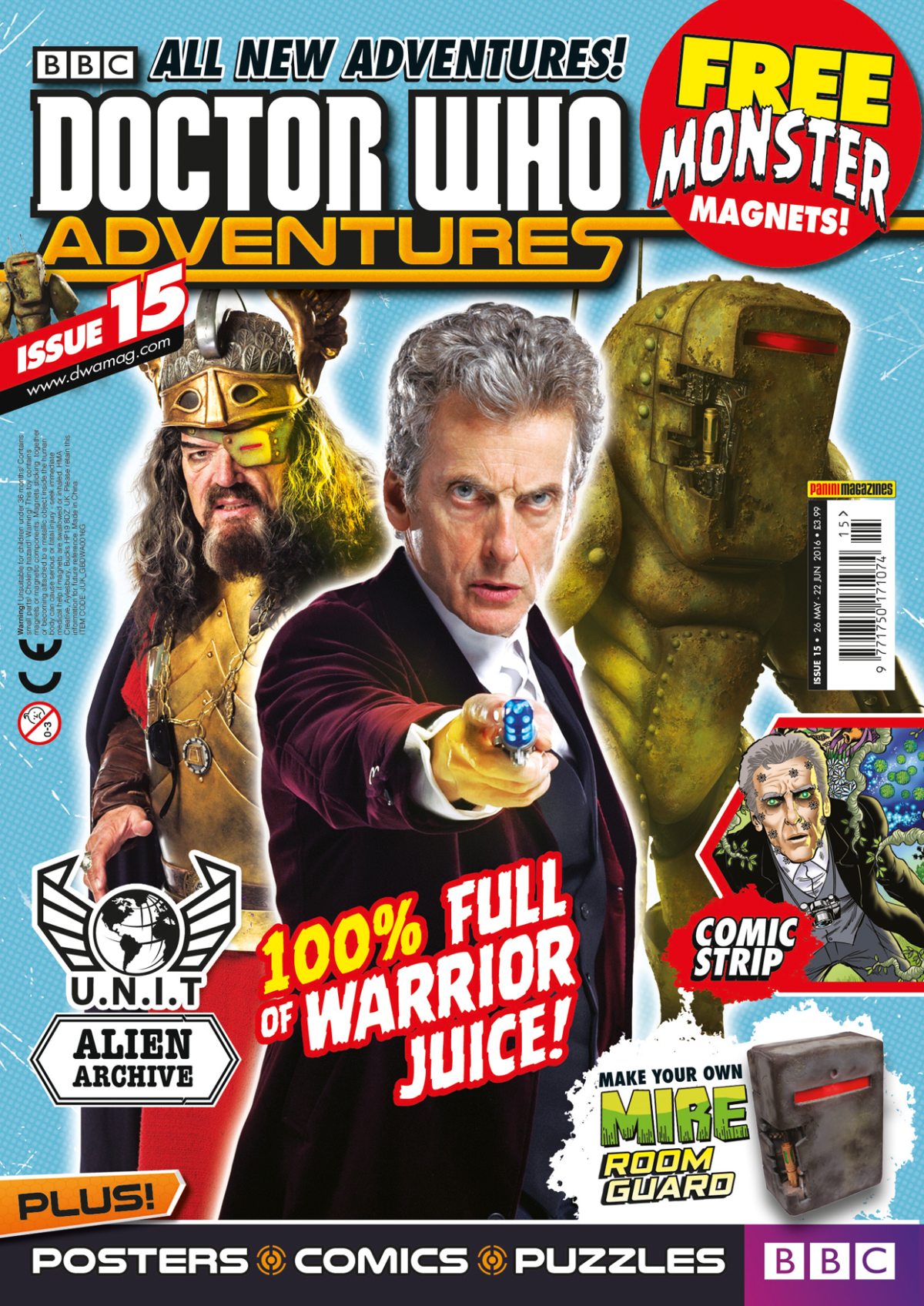 Doctor Who Adventures Issue 15