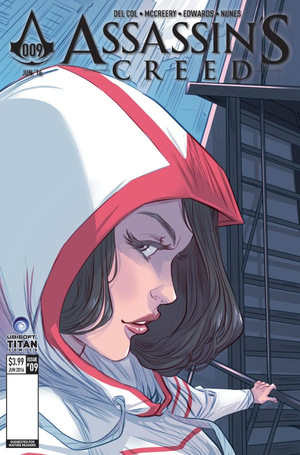 Assassin's Creed #9 - Cover A