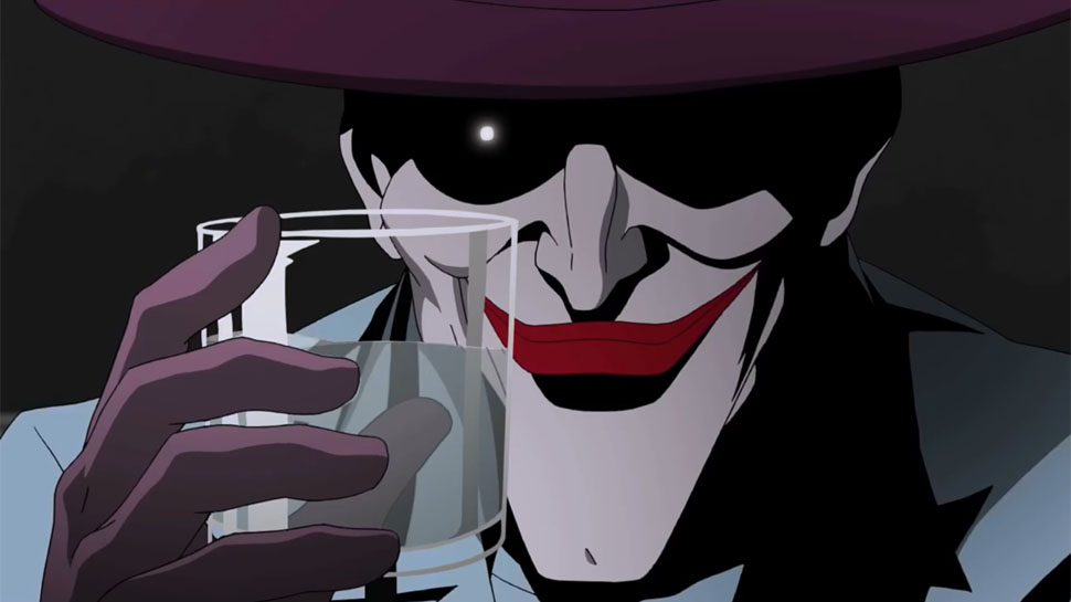 Batman: The Killing Joke Teaser