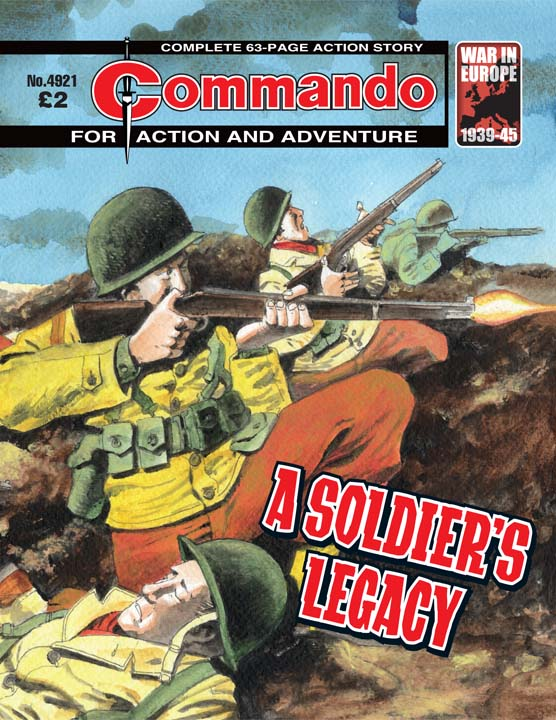 Commando No 4921 – A Soldier's Legacy