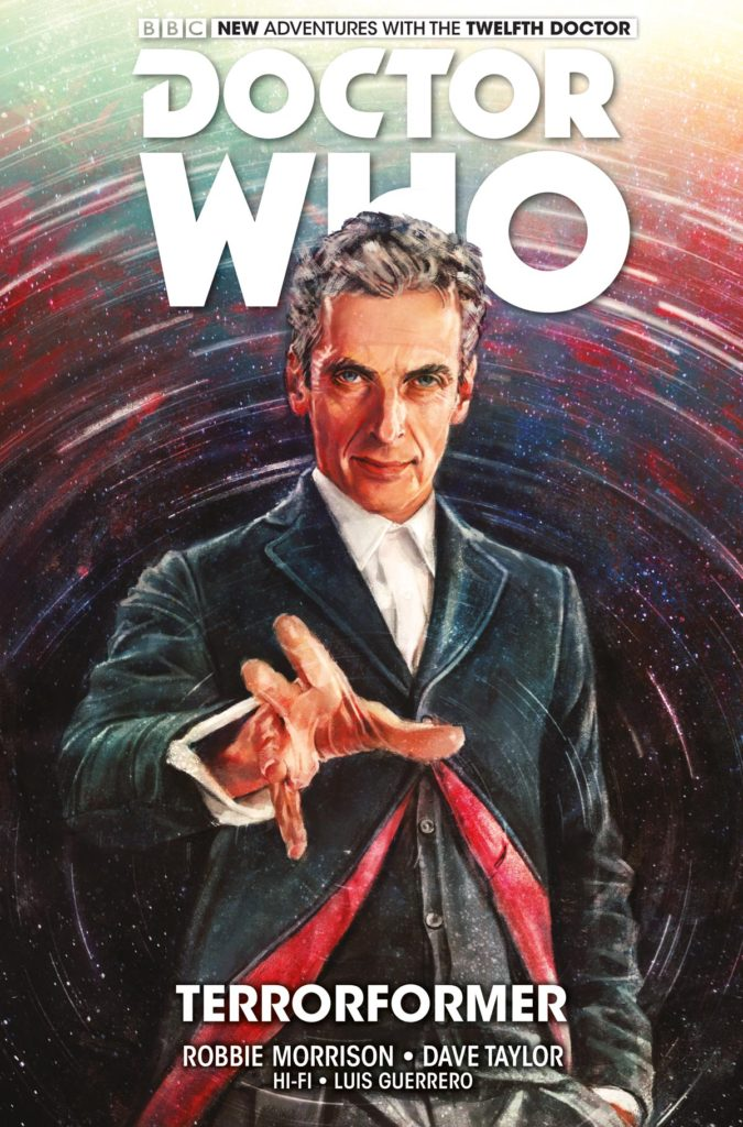 Doctor Who: The Twelfth Doctor Softcover Volume 1
