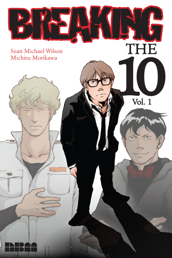 Breaking the Ten - Cover