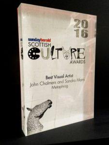 Metaphrog's Scottish Culture Award for Best Visual Artist