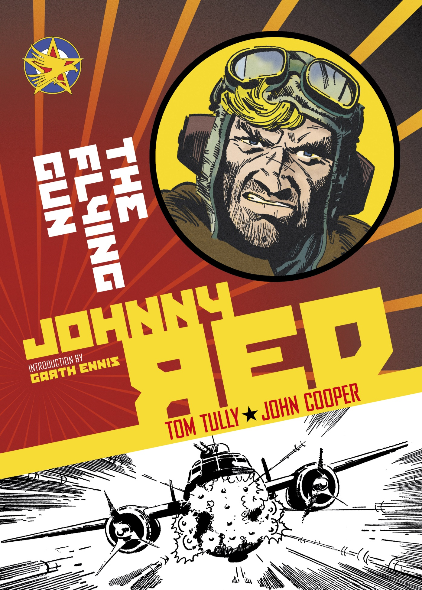 Johnny Red Volume 4: Flying Gun
