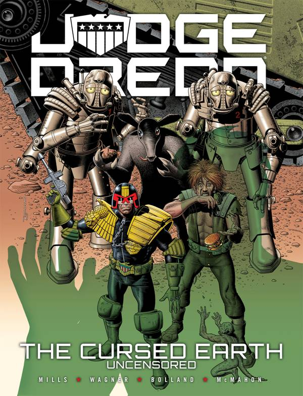 Judeg Dredd - The Cursed Earth Uncensored
