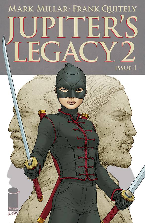 Jupiter's Legacy Volume 2 Issue 1