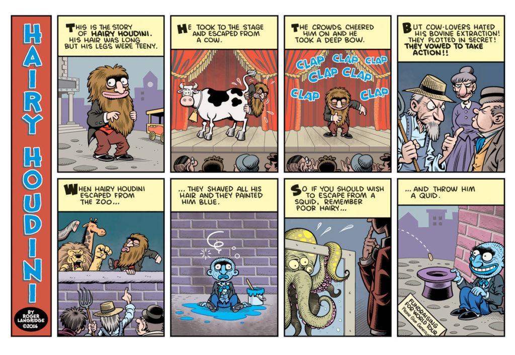 Moose Kid Comics Issue Three - Roger Langridge