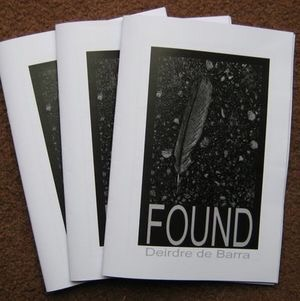 Found - Deirdre de Barra