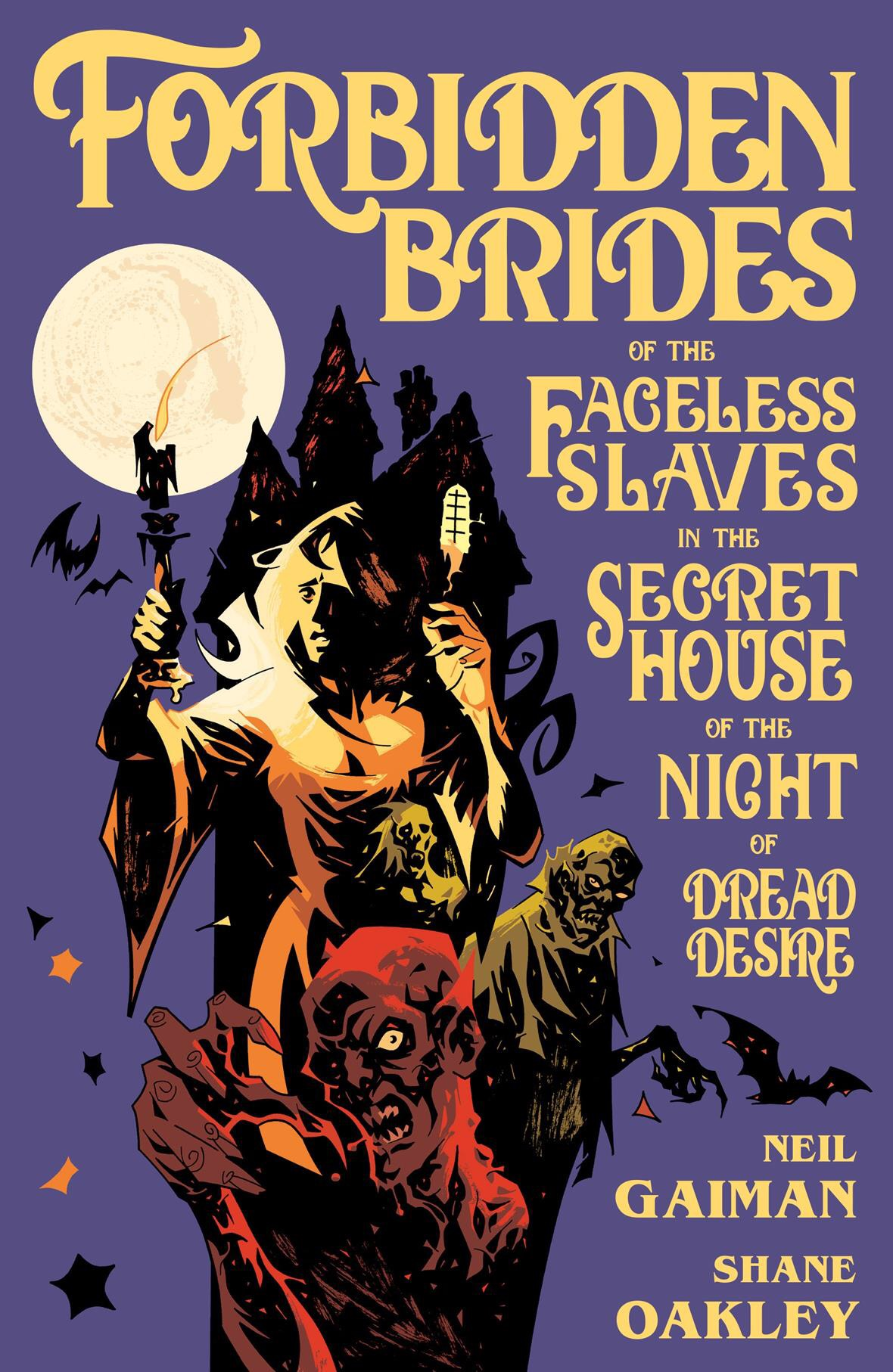 Neil Gaiman's Forbidden Brides - Cover
