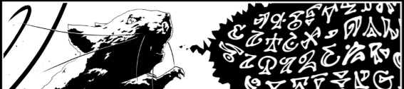 Cognition Issue One Panel Four
