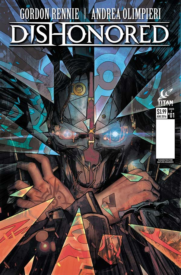 Dishonored #1 Cover A