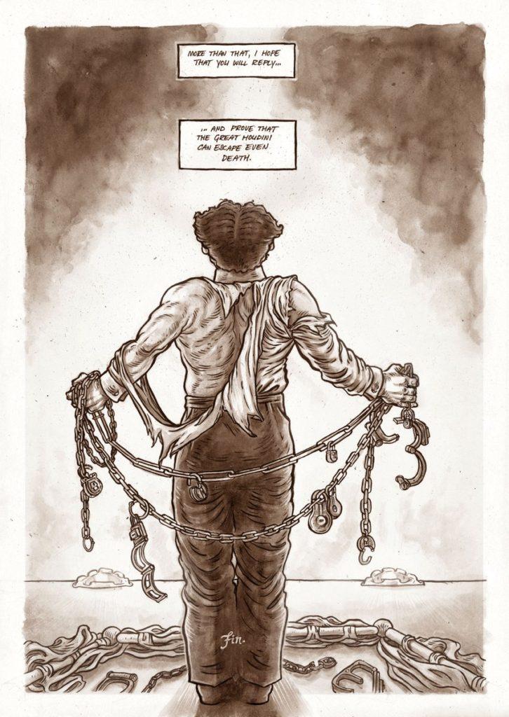 Houdini Jordan Collver